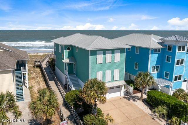 628 Fort Fisher Boulevard N, Kure Beach, NC 28449 (MLS #100268241) :: Vance Young and Associates