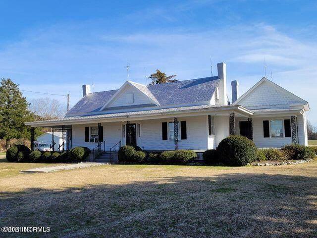 5519 Kings Crossroads Road, Fountain, NC 27829 (MLS #100268365) :: Berkshire Hathaway HomeServices Prime Properties