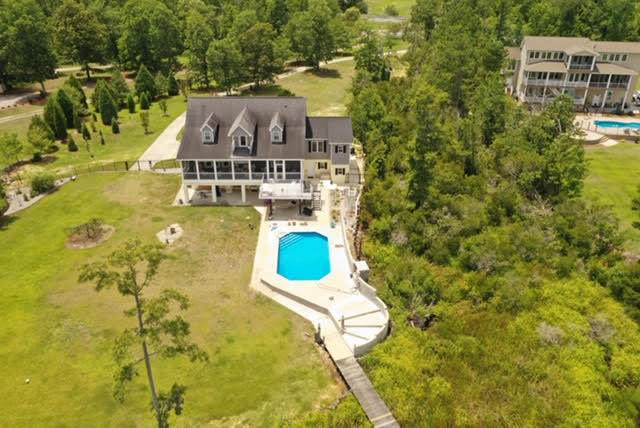 105 Overlook Road, Chocowinity, NC 27817 (MLS #100268396) :: Berkshire Hathaway HomeServices Prime Properties