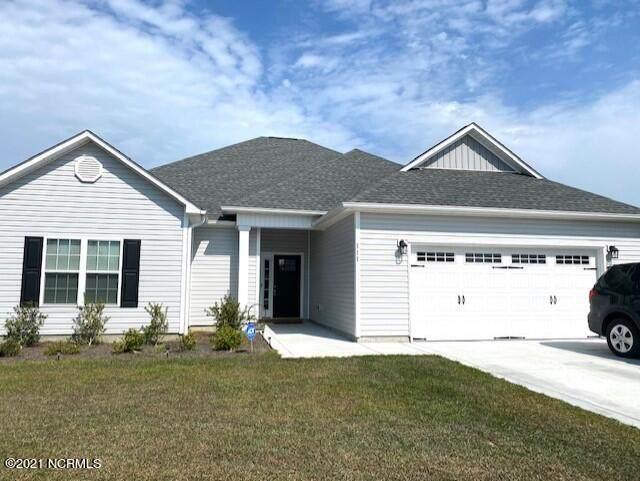 111 Village Creek Drive, Maysville, NC 28555 (MLS #100269238) :: CENTURY 21 Sweyer & Associates