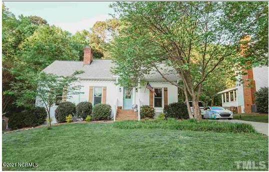 617 Tyler Run Drive, Wake Forest, NC 27587 (MLS #100269570) :: Carolina Elite Properties LHR