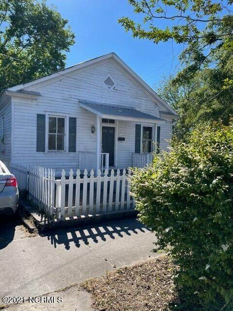 123 S 13th Street, Wilmington, NC 28401 (MLS #100270088) :: Lynda Haraway Group Real Estate