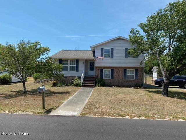 130 Jefferson Street, Beaufort, NC 28516 (MLS #100270095) :: Carolina Elite Properties LHR