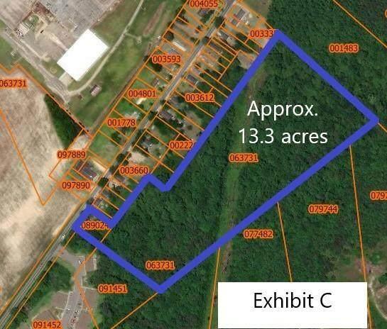 13.3 Acres Mill Pond Road, Brunswick, NC 28424 (MLS #100270128) :: CENTURY 21 Sweyer & Associates