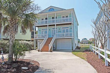 2209 E Pelican Drive, Oak Island, NC 28465 (MLS #100270186) :: Donna & Team New Bern