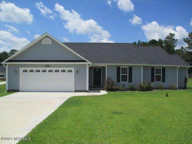 108 Blue Haven Drive, Hubert, NC 28539 (MLS #100270259) :: Great Moves Realty