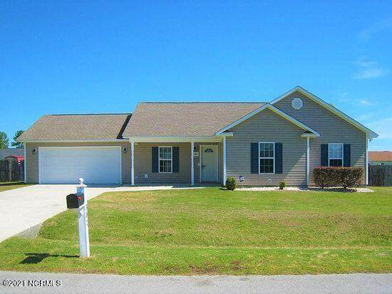 302 Redemption Court, Jacksonville, NC 28546 (MLS #100270415) :: Lynda Haraway Group Real Estate