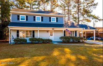 115 Ash Place, Jacksonville, NC 28546 (MLS #100270428) :: Lynda Haraway Group Real Estate