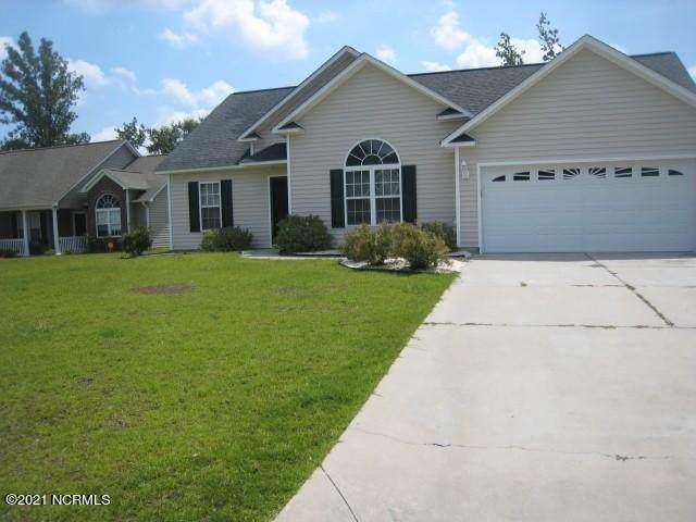 209 Saratoga Lane, New Bern, NC 28562 (MLS #100270550) :: CENTURY 21 Sweyer & Associates