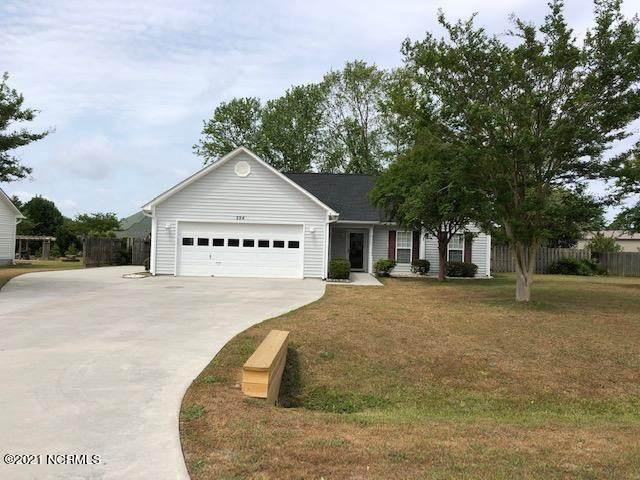 224 Palomino Lane, Swansboro, NC 28584 (MLS #100270627) :: Frost Real Estate Team