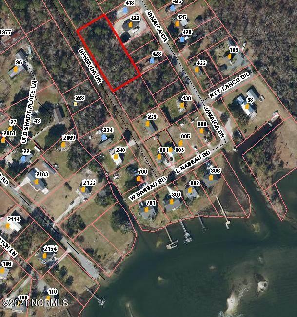 L31-36 Bermuda Drive, Hampstead, NC 28443 (MLS #100270944) :: The Keith Beatty Team