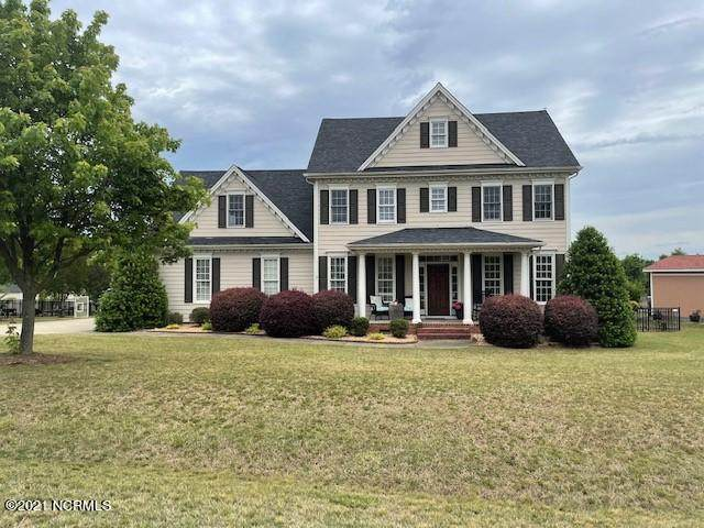 1518 Miranda Woods Lane, Fuquay Varina, NC 27526 (MLS #100271052) :: The Oceanaire Realty