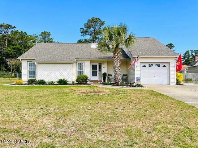 2401 Saddleridge Drive, Midway Park, NC 28544 (MLS #100271292) :: Great Moves Realty