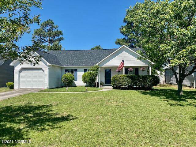 821 Plainfield Court, Wilmington, NC 28411 (MLS #100271429) :: RE/MAX Elite Realty Group