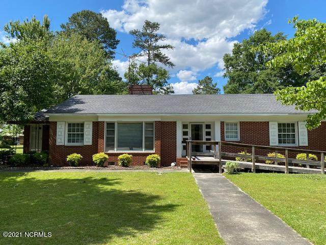 104 W Purvis Street, Robersonville, NC 27871 (MLS #100271665) :: RE/MAX Elite Realty Group
