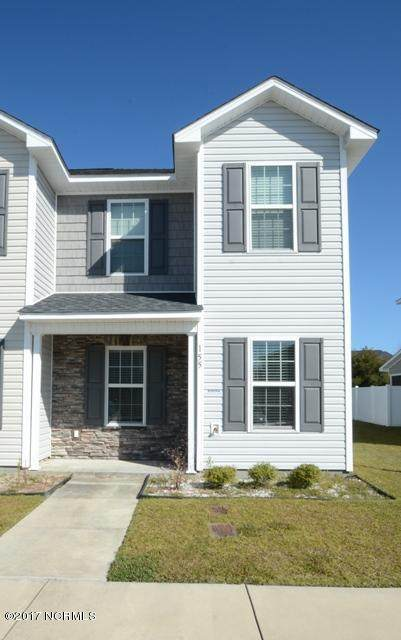 155 Glen Cannon Drive #28546, Jacksonville, NC 28546 (MLS #100271706) :: Great Moves Realty