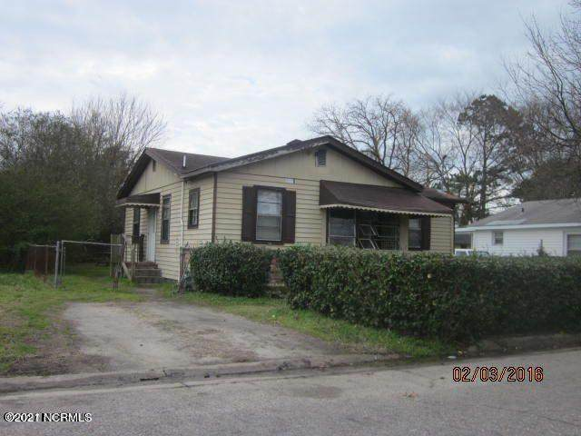 1618 Washington Street E, Wilson, NC 27893 (MLS #100271898) :: Barefoot-Chandler & Associates LLC