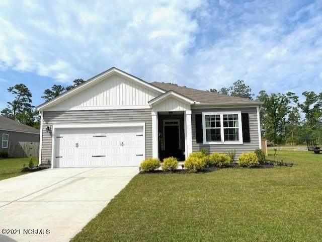 131 Mardella Way, Holly Ridge, NC 28445 (MLS #100271908) :: David Cummings Real Estate Team