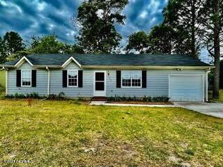 601 Calabash Drive, Hubert, NC 28539 (MLS #100271994) :: Stancill Realty Group