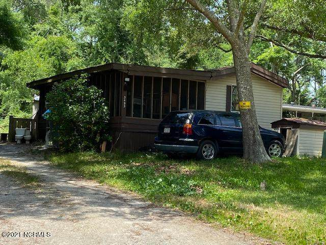 3493 Landing Street SW, Shallotte, NC 28470 (MLS #100272056) :: RE/MAX Elite Realty Group