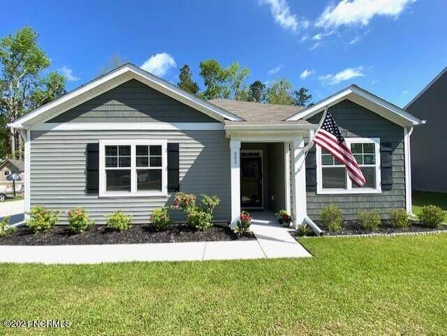 808 Lenox Drive, Holly Ridge, NC 28445 (MLS #100272516) :: David Cummings Real Estate Team
