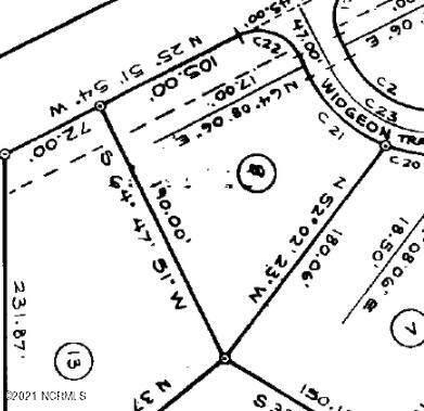 2 Widgeon Court, Bald Head Island, NC 28461 (MLS #100272911) :: CENTURY 21 Sweyer & Associates