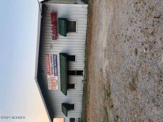 709 Tarboro Street SW, Wilson, NC 27893 (MLS #100273510) :: Courtney Carter Homes