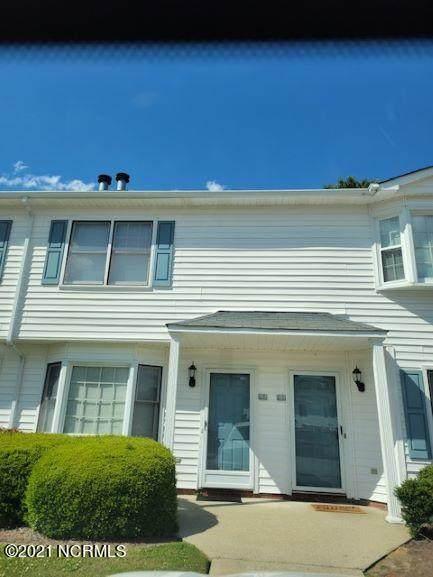 1107 Grovemont Drive D-5, Greenville, NC 27834 (MLS #100273559) :: CENTURY 21 Sweyer & Associates