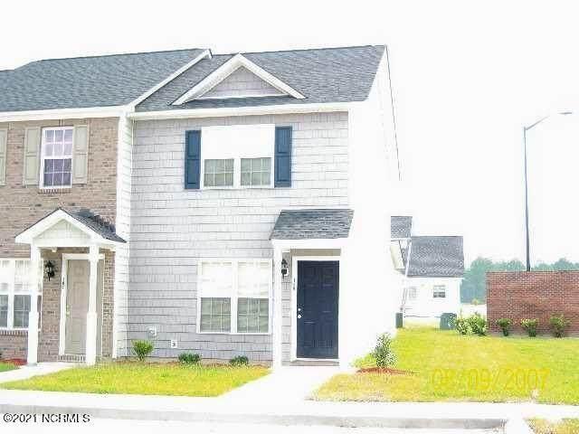 100 Bridgewood Drive, Jacksonville, NC 28540 (MLS #100274064) :: Courtney Carter Homes