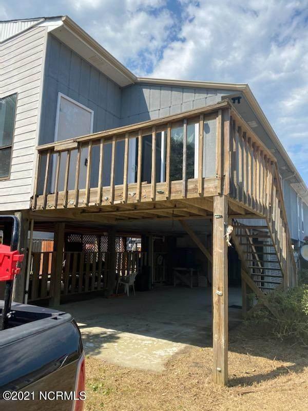 227 Sandpiper Drive, North Topsail Beach, NC 28460 (MLS #100274823) :: CENTURY 21 Sweyer & Associates