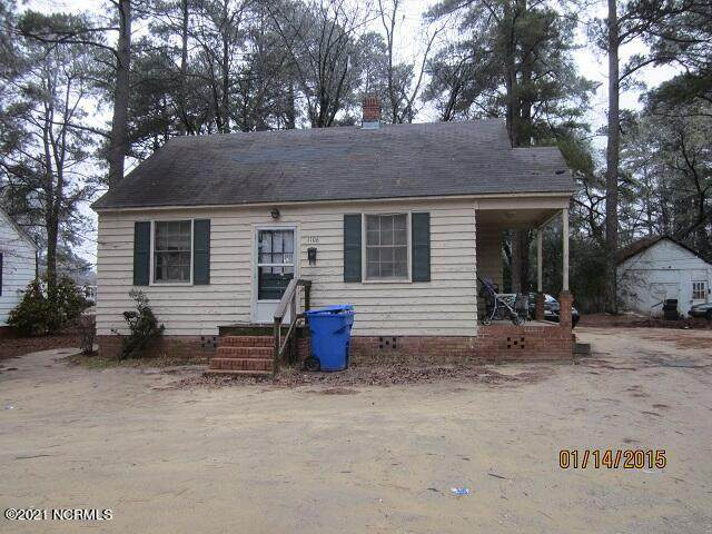 1106 Churchill Avenue SW, Wilson, NC 27893 (MLS #100274833) :: Coldwell Banker Sea Coast Advantage