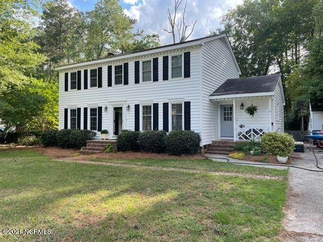 3532 Chelsea Drive, Rocky Mount, NC 27803 (MLS #100275253) :: Courtney Carter Homes