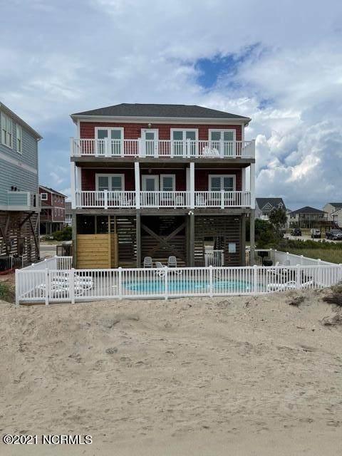 2003 W Beach Drive, Oak Island, NC 28465 (MLS #100275262) :: Donna & Team New Bern