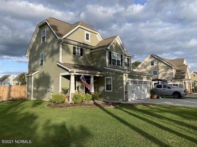 633 Morris Landing Road, Holly Ridge, NC 28445 (MLS #100276175) :: Courtney Carter Homes