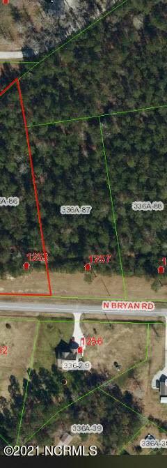 1257 N Bryan Road, Jacksonville, NC 28546 (MLS #100276181) :: The Oceanaire Realty