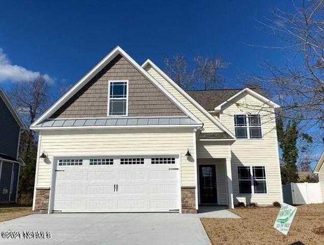 2334 Great Laurel Court, Greenville, NC 27834 (MLS #100276190) :: RE/MAX Essential