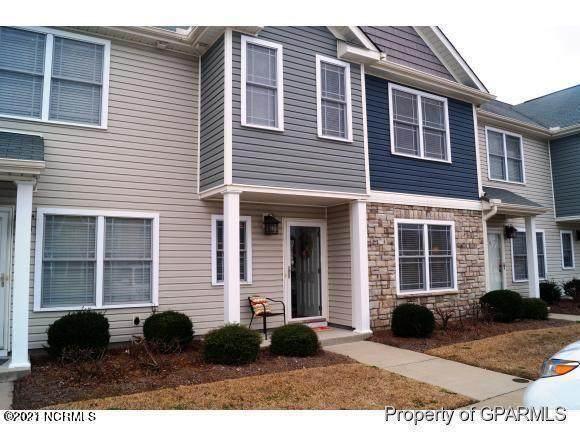 4122 Kittrell Farms Drive N5, Greenville, NC 27858 (MLS #100276225) :: RE/MAX Essential