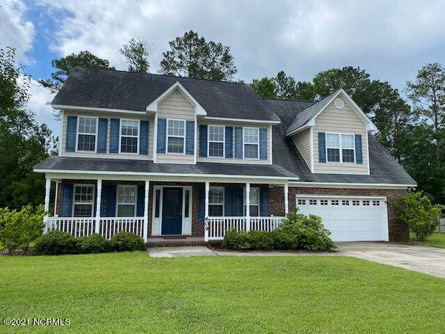 609 Stagecoach Drive, Jacksonville, NC 28546 (MLS #100276228) :: Castro Real Estate Team