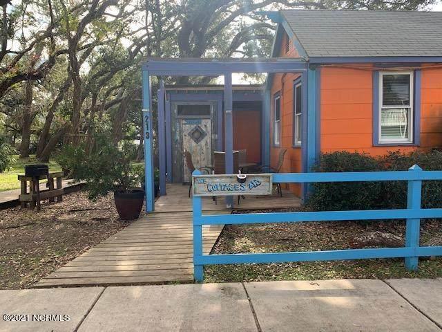213 Lumberton Avenue, Carolina Beach, NC 28428 (MLS #100276230) :: RE/MAX Essential