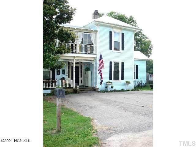 201 N Ash Street, Spring Hope, NC 27882 (MLS #100276284) :: Barefoot-Chandler & Associates LLC