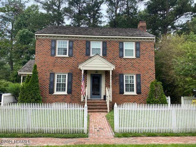 216 Old Colony Way, Rocky Mount, NC 27804 (MLS #100276297) :: Barefoot-Chandler & Associates LLC