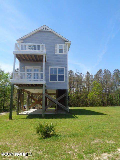 671 Canady Road, Sneads Ferry, NC 28460 (MLS #100276425) :: The Oceanaire Realty