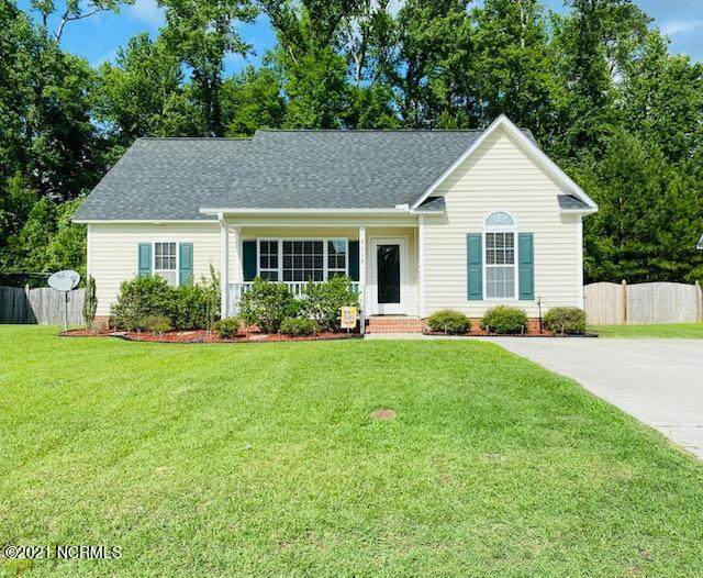 3112 Pacolet Drive, Greenville, NC 27834 (MLS #100276441) :: Berkshire Hathaway HomeServices Prime Properties
