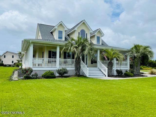 103 E Magens Court, Swansboro, NC 28584 (MLS #100276456) :: Courtney Carter Homes