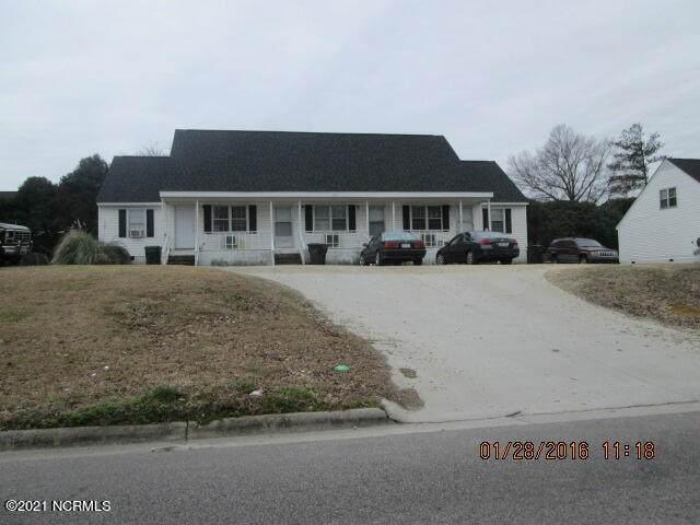 1505 Tilghman Road N, Wilson, NC 27893 (MLS #100276476) :: CENTURY 21 Sweyer & Associates