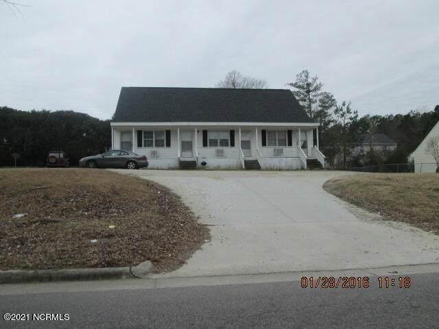 1507 Tilghman Road N, Wilson, NC 27893 (MLS #100276478) :: CENTURY 21 Sweyer & Associates