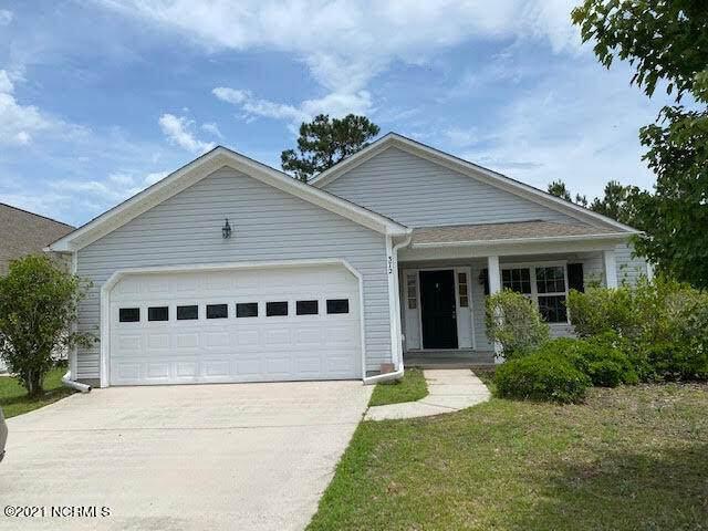 372 Rose Bud Lane, Holly Ridge, NC 28445 (MLS #100276531) :: CENTURY 21 Sweyer & Associates