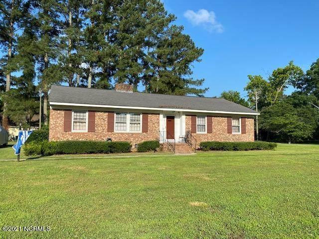 1025 S Howard Circle, Tarboro, NC 27886 (MLS #100276611) :: CENTURY 21 Sweyer & Associates