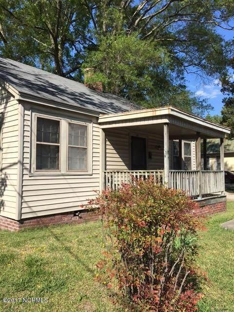 313 W Vernon Avenue, Kinston, NC 28501 (MLS #100276718) :: Thirty 4 North Properties Group