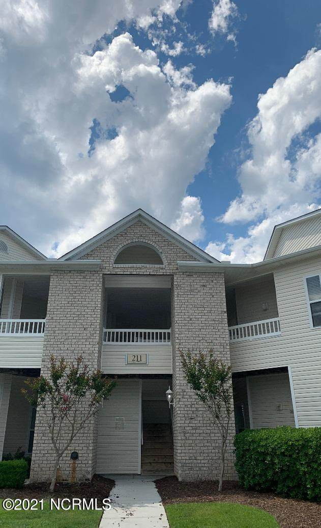 211 Fullford Lane Unit 201, Wilmington, NC 28412 (MLS #100276940) :: The Oceanaire Realty